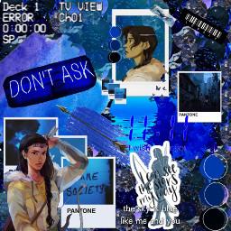 zoenightshade blue darkblue darkblueaesthetic blueaesthetic blueedit zoenightshadeedit darkblueedit hi freetoedit