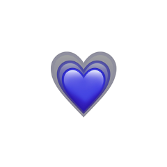 heart emoji coracao emojiiphone freetoedit remixed remix remixit star estrela crown heartcrown purple roxo heartpurple coracaoroxo heartcrownpurple