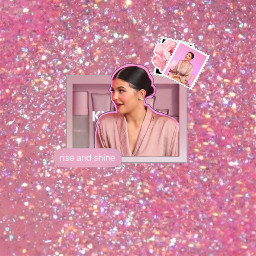 foryoupage fyp pink soft cute aesthetic kylie makeup jenner kyliejenner stormi riseandshine sparkle edit complexedit kawaii indie interesting italy france music snow people art birthday freetoedit