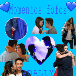 kallymashup kally dante dallyforever blue freetoedit