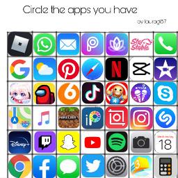 doit circle app apps pleaseremix remix remixit tiktok youtube spotify amongus roblox twitter facebook google music gachalife starstable mail freetoedit
