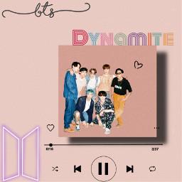 bts dynamite aesthetic music freetoedit srcmyfavoritesong myfavoritesong