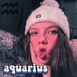 aquarius horoscope zodiac zodiacsign interesting art photography freetoedit echoroscopes horoscopes