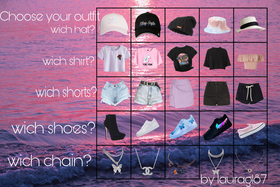 Choose your outfit😊 More of that? #shows#hat#shorts#shirt#cap#chain#table#moreofthat?#black#white#wichdoyouwant#pleaseremix   Tags: @lotte_charlotte_ @lottanna @dreambig_01 @shinetogetherlove @pia_bujo @pics224 @coolmoocow @doglovere101 @tosca_21 @fanpage_for_my_idols @froggy-_-aesthetic @iilaveforver_79