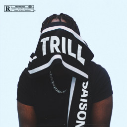 rap rapper rapfr rapfrancais rapfrench trill coverart coverdesign huntrill focale55 restristed black freetoedit
