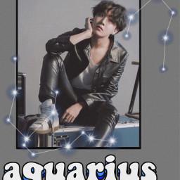 bts aquarius jhoooooooooooooooooope freetoedit echoroscopes horoscopes