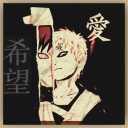 gaara gaaranaruto gaaraofthedesert gaarakazekage gaarawallpaper gaaraofsand naruto anime animeedit