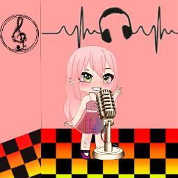 picsart pink clothes animegirl freetoedit