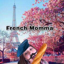 paris mustache freetoedit