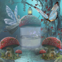 fairy freetoedit ircglassofwater glassofwater