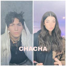 chacha4life charlidamelio lilhuddy couplegoals