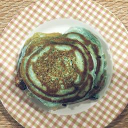 pjo percyjackson bluefood pancakes bluepancakes