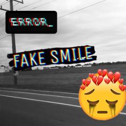 error sadgirl fakesmile heartbroken thevoice freetoedit
