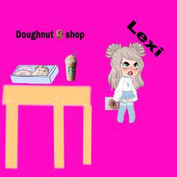 doughnut cute freetoedit