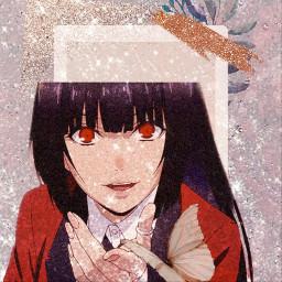 kakegurui love like yumekojabami jabamiedit edit hot anime weeb baka otaku hehe japan uwu netflix tred foto germany geeman england freetoedit