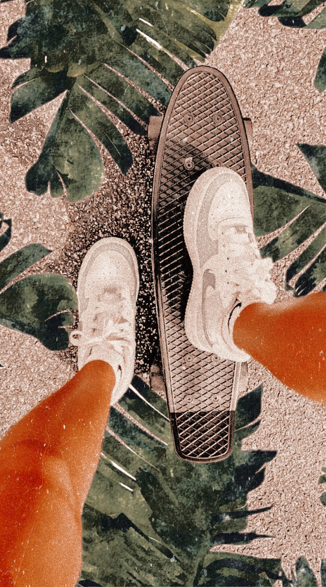 𝗗𝗼 𝘆𝗼𝘂 𝘀𝗸𝗮𝘁𝗲𝗯𝗼𝗮𝗿𝗱?   I dont-    #aesthetic #skateboard #skatergirl #skateboarding #skateboards #outside #shoes #legs #miniboard #idont #road #nike #nikeshoes #shoesaesthetic #nikeaesthetic #skateboardaesthetic #leafs #palmtree #palmleaves #whiteshoes #nikeairforce1 #nikeair    #nikeshoe #shoes4fashion #jesussunday