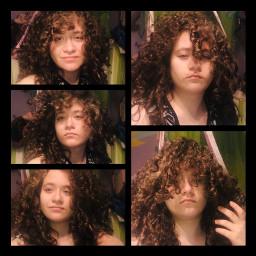 curly curlygirl curls wild teamsqushiis nosquishii
