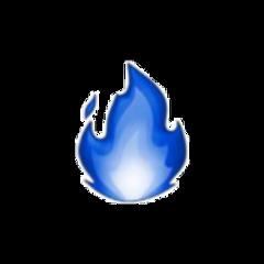 flame royalblueaesthetic darkblueaesthetic freetoedit
