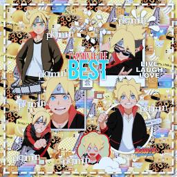 boruto borutouzumaki borutonarutonextgenerations anime naruto japan manga otaku weeb complex edit 7980