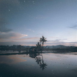 photography mobilephotography asus zenfone simplelife reflection sunset dusk philippines zamboanga zenfone5 freetoedit