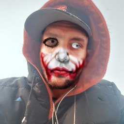 scary horror epic artisticselfie freetoedit