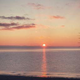 freetoedit sunrise nature beautiful naturelover remixme northwalesuk abersoch mountainsunrise snowdonia