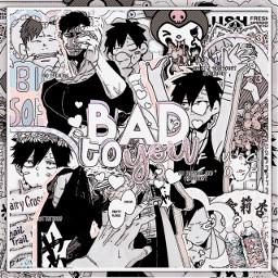 gangsta gangstaanime nicolasbrown anime animeedit yosh