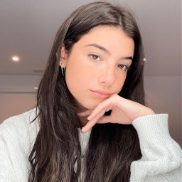 freetoedit kindaold ehy hey charli damelio here all smiles pls and thx i love you heyyyy have a great day ily thatsmysissy