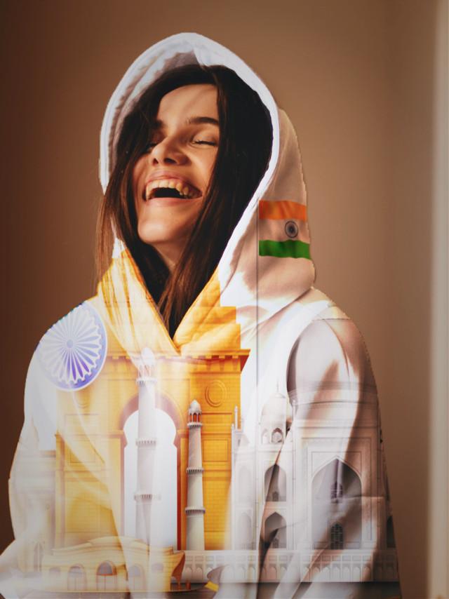 #freetoedit #india #iloveindia #republicday #indiarepublicday #doubleexposure #imageoverlay
