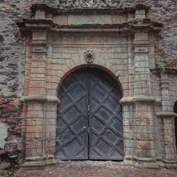 freetoedit ruins old door photography gate castle