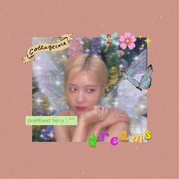 rose aesthetic fairy cottagecore blackpink soft fairycore kpop freetoedit