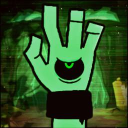 msa mysteryskullsanimated mysteryskulls ??? thehand demonhand thedemon arthurspossessedhand caverndemon cavedemon handbitch greendemon possessedhand freetoedit