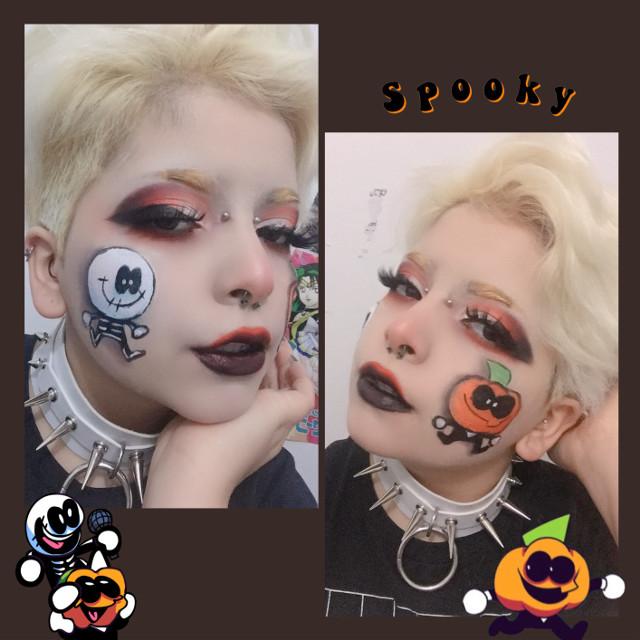 #spooky #spookymonth #srpelo #fridayfunkin #makeup #makeupartist