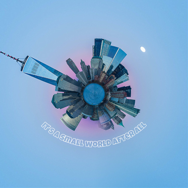 #unsplash #tinyplanet #tinyplaneteffect #world #building #photomanipulation