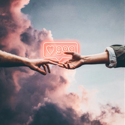 like likes likes4likes hand hands sunset cloud clouds cloudporn sky skyporn interesting art nature digitalart stunningsky stunning love wonderful outstanding unsplash foryoupage foryou holdinghands glow