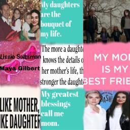 lizziesaltzman mayagilbert motherdaughter wattpadstory tvd freetoedit