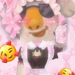 eugenethebabe hottie babe cutie kawaii maidboy freetoedit