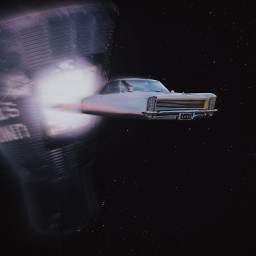 editoftheday heypicasrt madewithpicsart unsplash car spaceship space stars light fire oldtimer flying spaceshuttle galaxy speed icyx freetoedit