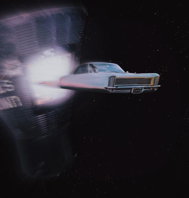 #editoftheday #heypicasrt #madewithpicsart @picsart #unsplash #car #spaceship #space #stars #light #fire #oldtimer #flying #spaceshuttle #galaxy #speed #icyx