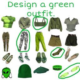 greenoutfit freetoedit