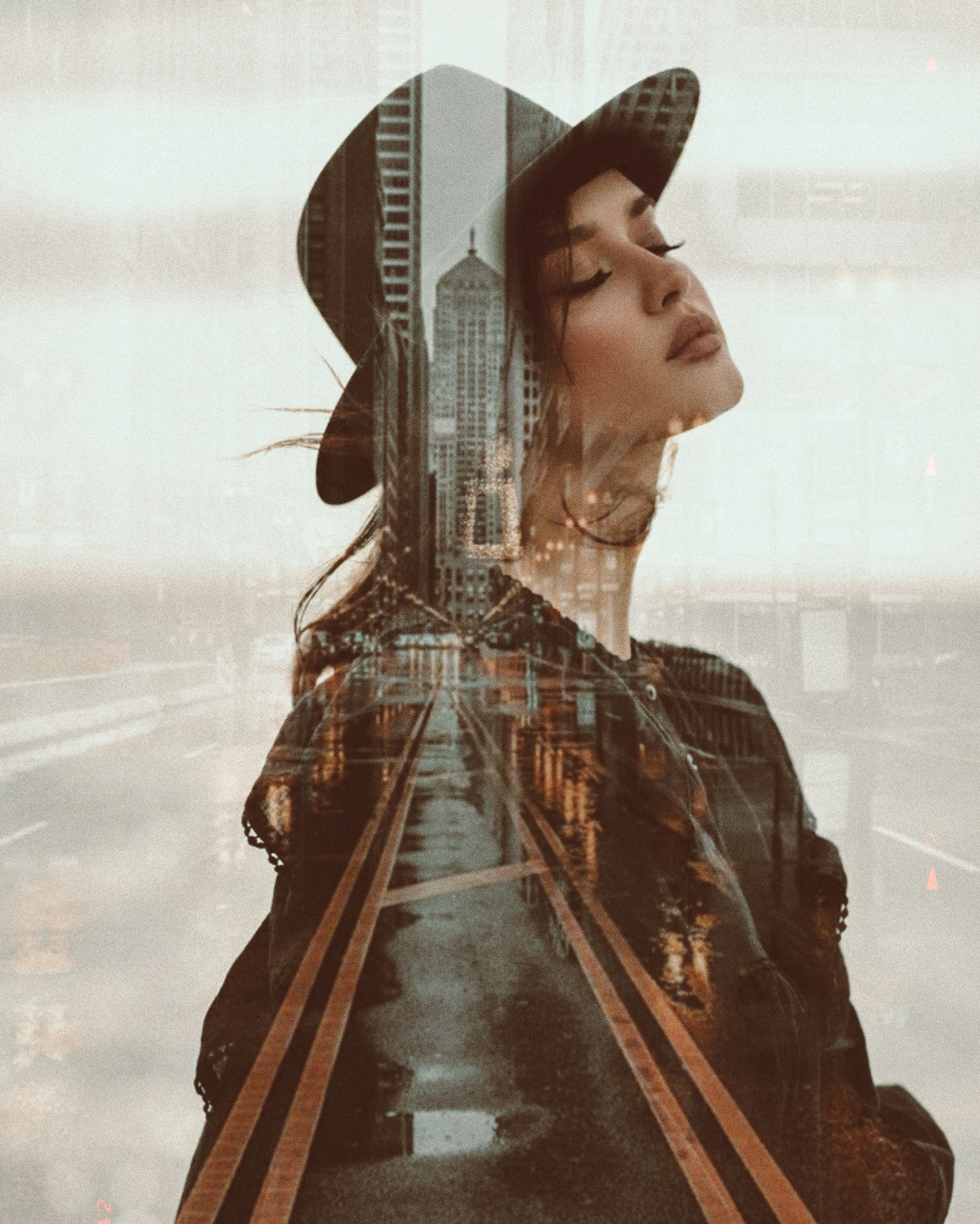 #doubleexposure #doubleexposures #doubleexposureedit #road