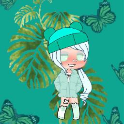 clothes green animegirl anime pcbeautifulbirthmarks ircfanartofkai fanartofkai happytaeminday tattooday realpeople echumananimalhybrid familyportraits dcfamilyportraits freetoedit