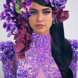 edit model fashion gala freetoedit