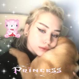 gloomybear puppy sharpei scenecore princess emocore draingang weebcore aww altgirl freetoedit