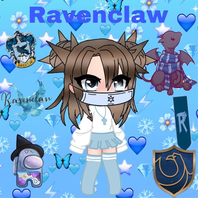 Ravenclaw #harrypotter #lunalovegood #ravenclaw