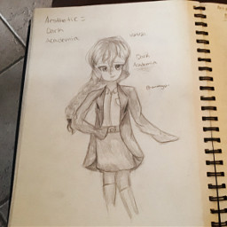traditionalart art drawing sketch pencil paper aesthetic darkacademia personification darkacademiastyle outfit darkacademiaaesthetic girl oc girloc ocdrawing girldrawing
