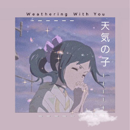 weatheringwithyou anime manga wallpaper wallpapers freetoedit