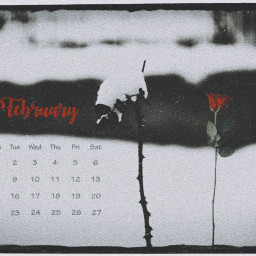 dubravka_m dubravka_m_art februarycalendar 2021 freetoedit colorpaint srcfebruarycalendar2021 februarycalendar2021