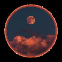moon sky night skyandclouds skyaesthetic moonaesthetic moonandsky freetoedit unsplash