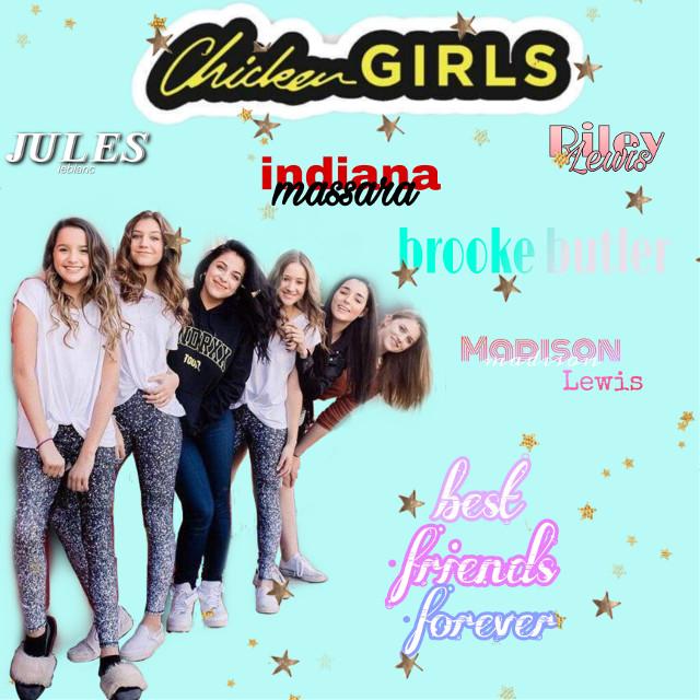 #chikengirls #julesleblanc #indianamassara #brookebutler #madisonlewis#rielylewis   @julesleblanc04